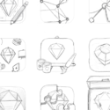 the new sketch icon