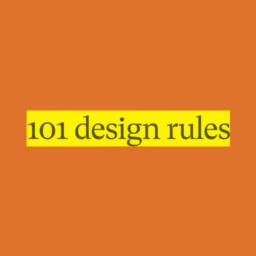 101 design rules