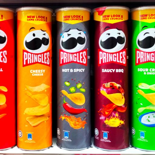 behind branding: is that pringles?