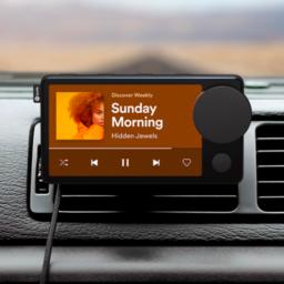 spotify: car thing