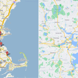 case study: the evolution of google maps & colour picking methodology