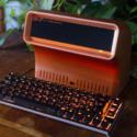 modern retro computer terminals